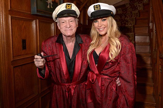 Хью Хефнер: женщины, дети и деньги основателя Playboy