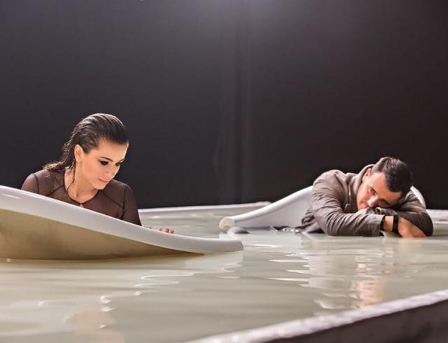 Emin и Ани Лорак представили клип спустя год после съемок