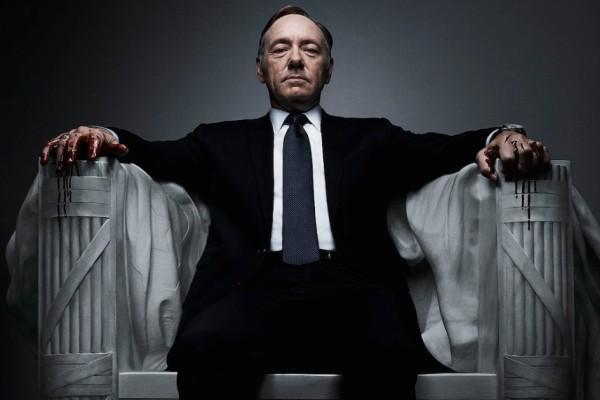 Netflix возобновил съемки нового сезона «Карточного домика»