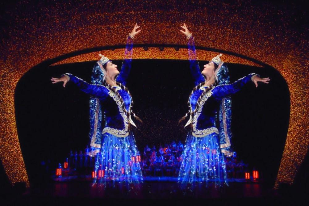 Сами Юсуф презентовал в сети песню посвященную азербайджанцам